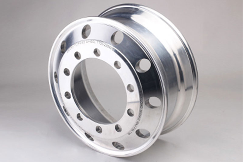 Commercial Vehicle Forged Aluminum Wheel