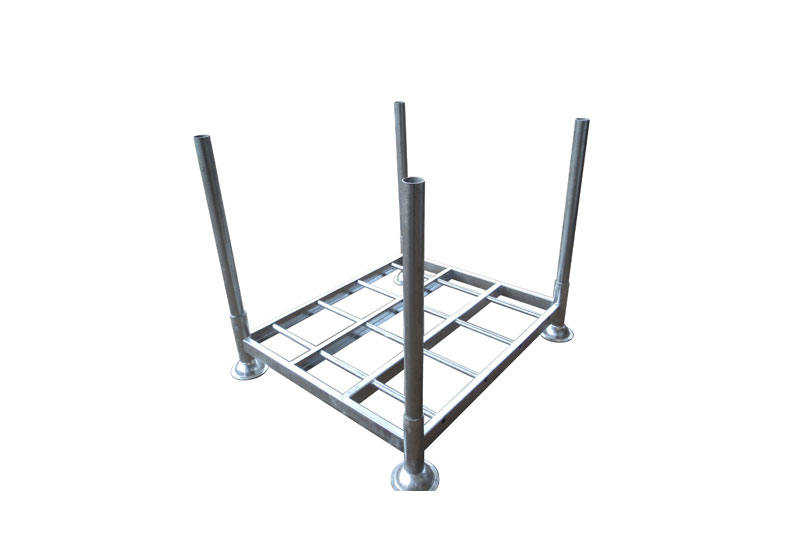 Steel Framed Stackable Pallets