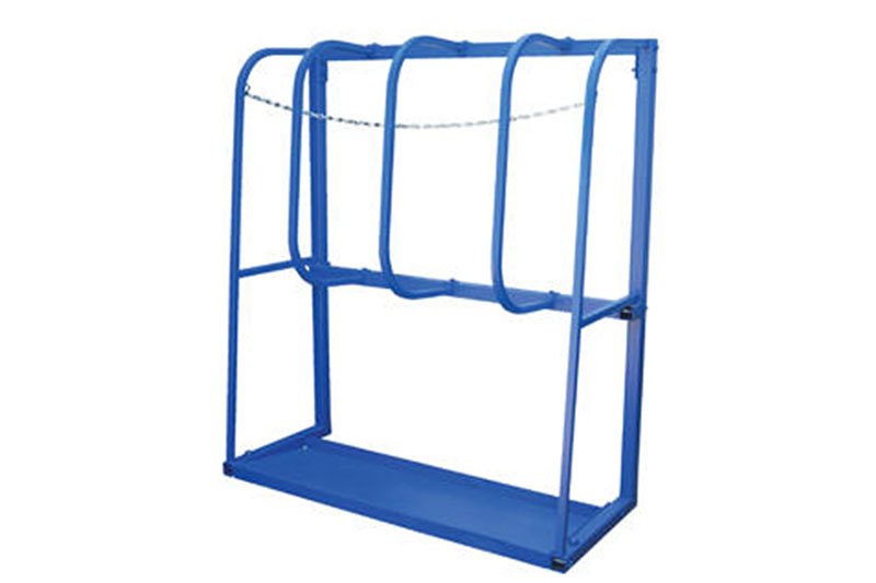 Expandable Vertical Bar Rack